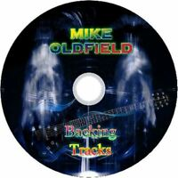 MIKE OLDFIELD GUITAR BACKING TRACKS CD BEST GREATEST HITS MUSIC PLAY ALONG MP3
