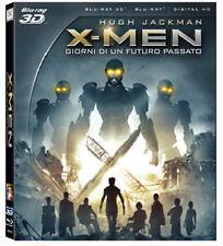 X-MEN - GIORNI DI UN FUTURO PASSATO  3D   BLU-RAY 3D+BL