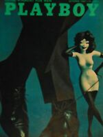 Playboy October 1967   Reagan Wilson      #1605 #2337