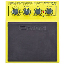 Roland SPD One Kick Percussion Pad mit 22 Sounds
