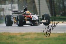 Mark Webber Autogramm signed 20x30 cm Bild