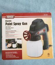 Krausr & Becker Electric Paint Spray Gun NEW Open Box In plastic handyman gift