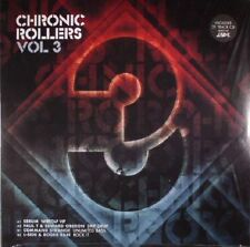 """VARIOUS Chronic Rollers Vol 3 (12"""" + mixed CD)"""