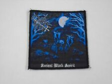 CRUEL FORCE ANCIENT BLACK SPIRIT WOVEN PATCH