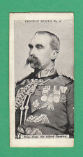 COPE BROS. & CO. LTD. - RARE  CHINESE  SERIES  MILITARY  CARD -  NO.  2  -  1903