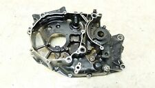 84 Yamaha XT600 XT 600 left side engine crank case cover block bottom end