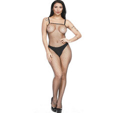 Fishnet Body Stocking Babydolls Sleepwear Women Sexy Lingerie Erotic Costumes