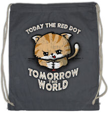Today The Red Dot Turnbeutel meow cats cat Love Addicted Fun Laserpointer