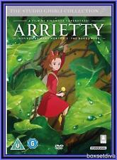 ARRIETTY - STUDIO GHIBLI COLLECTION *BRAND NEW DVD **