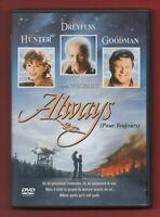 DVD - Always con Símiles Hunter, Richard Dreyfuss Et John Goodman