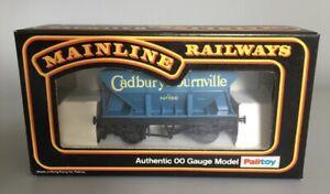 Mainline Hopper Wagon No. 37408 'Cadbury Bournville' - OO Gauge - Mint