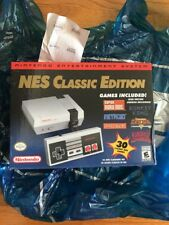 NES CLASSIC EDITION AUTHENTIC FROM BEST BUY'S FINAL SHIPMENT NEW IN BOX NIB