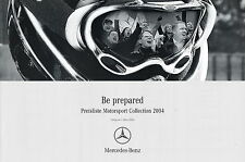 Liste de prix 2004 MERCEDES moteur sport collection 2004 Merchandise DTM formule 1