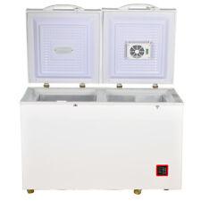 7.5 cu ft Solar Powerd Refrigerator/Freezer Dc12V/24V Home Camping Rv Traveling