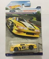 Hot Wheels 2015 Ford Performance Mustang Series Ford Mustang Cobra