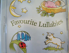 CD Favourite Lullabies Sleepy Songs For Soothing Babies