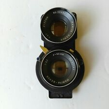 Mamiya Sekor 80mm F/3.7 Twin-lens JAPAN