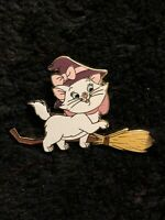 Disney Trading Pin Marie On Broomstick Aristocats