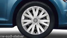 Original VW Radzierblenden Radkappen Satz 16 Zoll Golf VII 7