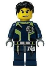 LEGO Minifigures Ultra Agents Male agent Chase BN figure