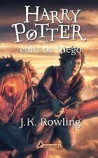 Harry Potter y el Caliz de Fuego (Harry 04) by J. K. Rowling (2015, Paperback)