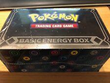 Pokemon Basic Energy Box
