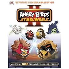 Ultimate Sticker Collection: Angry Birds Star Wars II (Ultimate Sticker Collect