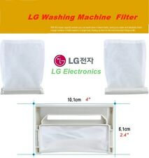 LG Washing Machine Lint Filter Sieve Part Net 10x6cm (2ea) Washer Filter Korea