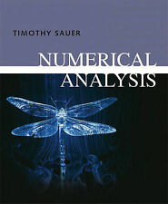 Numerical Analysis: United States Edition, Sauer, Timothy, Used; Good Book