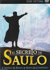 EL SECRETO DE SAULO(DOCUMENTAL) NEW DVD ESPANOL