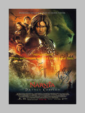 THE CHRONICLES OF NARNIA 2: CASPIAN PP SIGNED POSTER