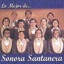 Mejor De Sonora Santanera CD