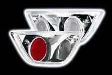 Ford Focus MK1 & MK2 (1998 - 2008) Chrome Fog and Reverse Lexus Lights - Pair