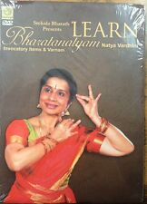 Learn Bharatanatyam [Natya Vardhini] Vol-4 Dance Learning DVD English All Region