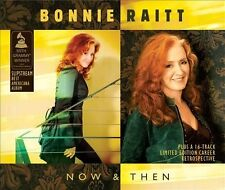 Now & Then: Slipstream + Opus by Bonnie Raitt (CD, Sep-2013, 2 Discs, Relativity (Label))