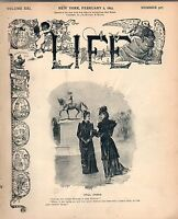 1893 Life February 2 - Heaven is like Boston; Eleonora Duse in Camille; Columbia