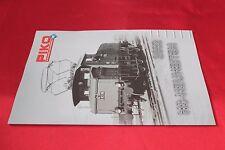catalogo modellismo ferroviario PIKO MODELBAHN H0-NEUHEITEN 2002