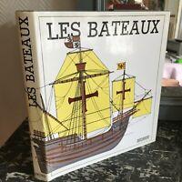 Encyclopédie Illustrée LES BATEAUX Regards Gründ 1986