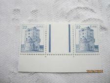 Irlanda 1982 Mint N H SG 543 22p 18/009 de arquitectura de par de canal