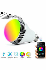 Electrical Colorful Musical Rhythm Smart App Controller Bulb Light