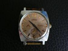 POBEDA CORNAVIN DOLPHIN  original watch by1 MCHZ 1953  rare  run