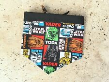 STAR WARS DOG BANDANA - LARGE SIZE - Handmade in Australia