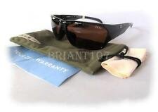 New Sunglasses Zeal Optics Insomnia 10040 Black/Brown w/Polarized Lens $90-Japan