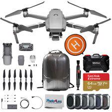 Mavic 2 Pro Drone Cuadricóptero DJI + Estuche Rígido + Paquete De Accesorios-plataforma de aterrizaje