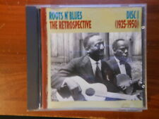 Roots N' Blues The Retrospective 4 Disc Set Recordings from 1925-1950 Columbia C