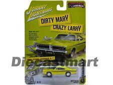 Johnny Lightning Dodge Charger Art 1969 Mary et Fou Larry Jlcp6000 1/64