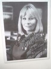 "Grace Lee Whitney Autographed 8"" X 10"" Photograph"