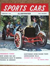 February Illustrated Monthly Sports Magazines