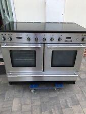 Toledo XT Induction 110 Range Cooker In good working condition. 1100 cm wide