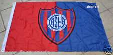 San Lorenzo Flag Banner 3x5 Argentina Almagro Atletico Futbol Soccer Bandera